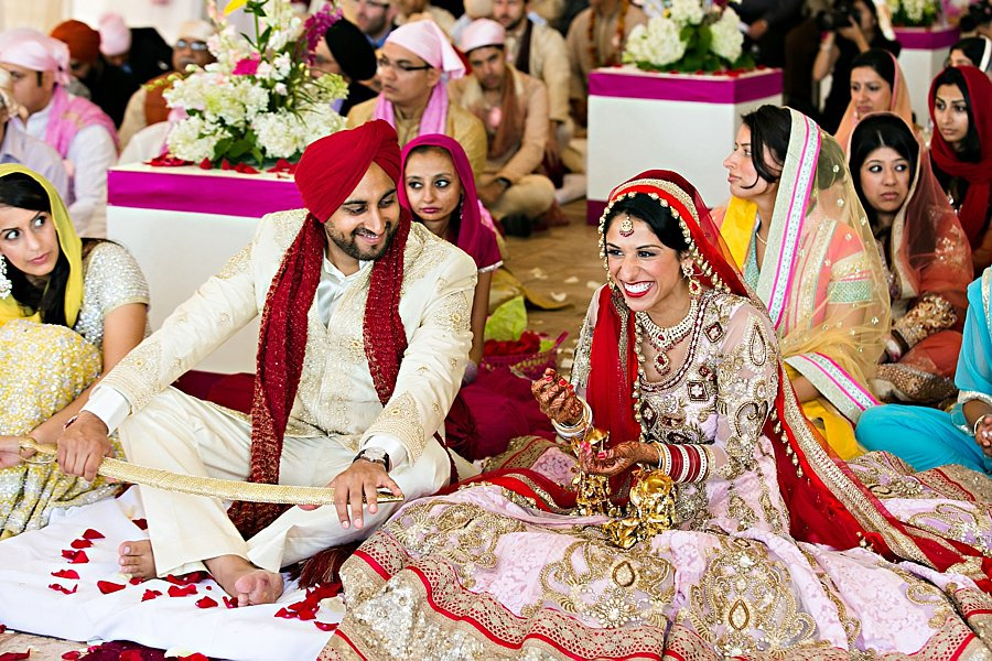 Traditions Of Sikh Marriage